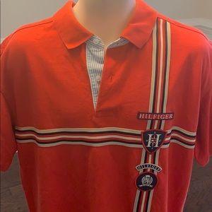 Tommy Hilfiger Mens Polo Shirt xl